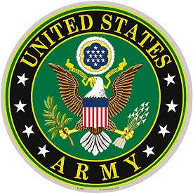 US Army Logo Sign